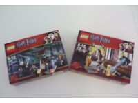 LEGO HARRY POTTER 48065 THE FORBIDDEN FOREST & 4736 FREEING DOBBY