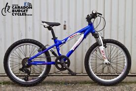 "Carrera Blast 20"" Boys Bike"