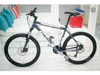 Merida Matts 40 push bike ,mountain bike, bicycle in very good condition with upgrades