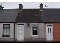 Two Storey, Terraced House, Two Bedrooms, Harbour Road Kilkeel