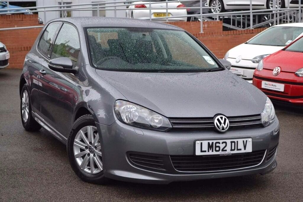 vw golf mk6 1 6tdi bluemotion 3door grey in cambridge. Black Bedroom Furniture Sets. Home Design Ideas