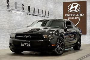 2010 Ford Mustang V6 AUTOMATIQUE CUIR