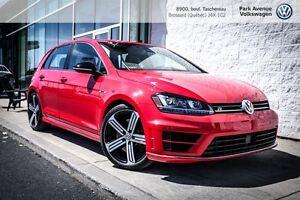 2016 Volkswagen Golf R Tech pack -- RARE!! 292 hp !!!  : 148$ /
