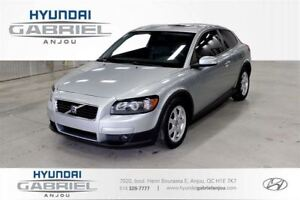 2009 Volvo C30 2.4I CUIR! TOIT OUVRANT! 514-329-7777