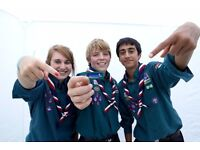 Help with Scout Group in Cippenham, Slough