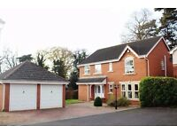 Luxury 4 bed detached house available TO LET in Syston