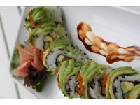 Hand made high quality Sushi chef needed - Comfortable hours - excellent Pay with bonus