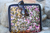 Melie Bianco Sequin Confetti Tablet or Ipad Case