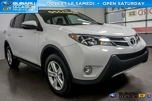 2013 Toyota RAV4 XLE AWD TOIT.OUVRANT+CAM.RECUL+MAGS