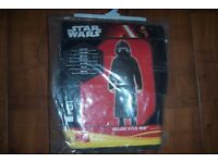 Rubies Deluxe Kylo Ren Star Wars Childs Fancy Dress Costume 620261