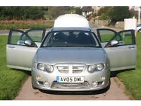 05 MG 1.8 ZT TURBO PLUS, EXCELLENT COND, LONG MOT, FREE WARRANTY