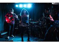 DRUMMER WANTED: ESTABLISHED ORIGINAL BAND. FUNK, ROCK, METAL, JAZZ, WORLD RHYTHM.