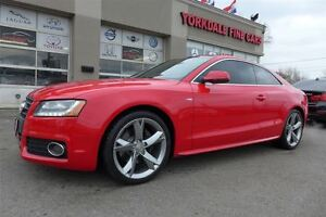 2010 Audi A5 2.0T Quattro. S Line. Pano Roof