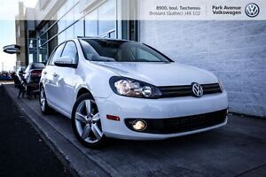 2012 Volkswagen Golf 2.5L Sportline - TOIT OUVRANT -MAGS 17 !!