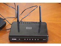 D-Link DIR-615 Wireless N router