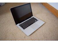MacBook Pro Mid 2012 8GB Ram 750GB HDD