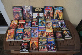 25 Star Wars Books