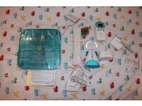 Angelcare AC401 Deluxe Movement & Sound Baby Monitor