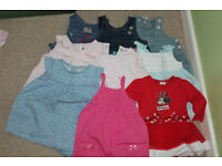BABY GIRLS CLOTHES 0-3