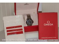 Omega Seamaster Professional Diver 300 Co-Axial (212.30.41.20.01.002)