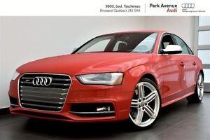 2013 Audi S4 3.0 TFSI PROGRESSIV ! PNEUS HIVER INCLUS !