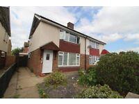 THREE BEDROOM HOUSE IN ASHFORD near Feltham Sunbury Staines Shepperton Stanwell Heathrow Airport