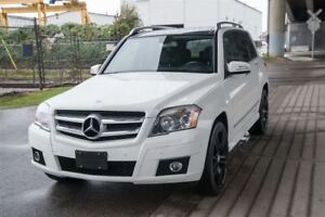 2010 Mercedes-Benz GLK-Class GLK350 Coquitlam Location BOXING CL