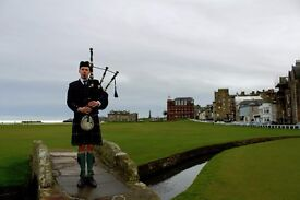 Wedding Bagpiper For Hire | Weddings, Burns Nights, Funerals, Formal Dinners | East Coast Piper