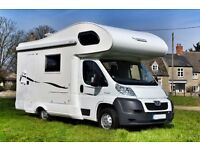 2009 Mobilvetta design new life 2 five berth,HPI clear. warranty included very good condition