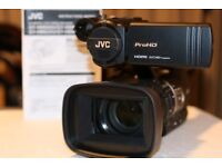 JVC GY-HM620E FULL HD PROFESSIONAL CAMCORDER