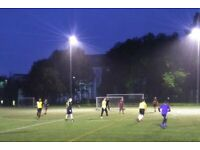 Join our casual football games in Salford - All Players Welcome!