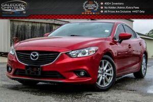 2014 Mazda MAZDA6 GS|Navi|Sunroof|Backup Cam|Bluetooth|Leather|H