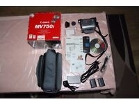 Canon MV750i Camcorder working condition