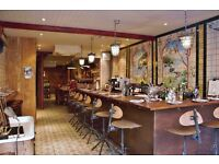 Chef De Partie for Soho bistro. EVERY OTHER WEEKEND OFF!!! Hourly pay, up to £9.50ph!