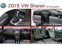 ULEZ/CC free - VW Sharan 7 seater PCO car hire /rent - UBER KAPTEN BOLT OLA VIAVAN Hire ready