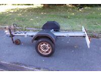 motorcycle trailer motorbike trailer