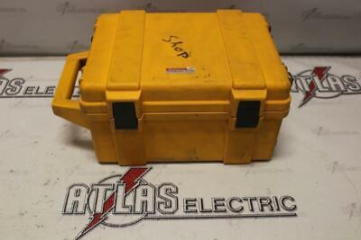 Biddle Instruments 218650 Serial Number R1621 Bm11 Megger No Power Cord