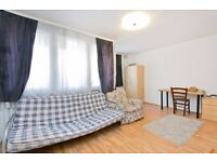 SPACIOUS 3/4 DOUBLE BEDROOM APARTMENT MOMENTS FROM MORNINGTON CRESCENT STATION- SOME BILLS INCLUDED