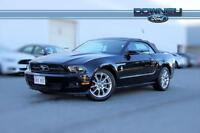 2010 Ford Mustang V6 Convertible - Power equipment - Manual tran