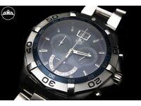 "Tag Heuer Aquaracer Grande Date ""CAF101C"" (2008)"