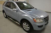 2007 Mercedes-Benz M-Class 4 MATIC, LEATHER, SUNROOF