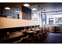 10 Greek Street is looking for Commis chef's