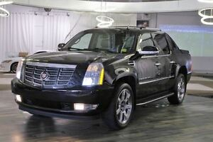 2009 Cadillac Escalade EXT Rare Trim, Sunroof, AWD, Local Minty