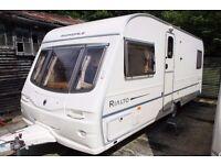 Avondale Rialto 555-4 2003 Fixed Bed Caravan