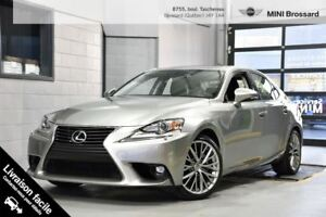 2015 Lexus IS 250 AWD + PROMO + NOUVEL ARRIVAGE !