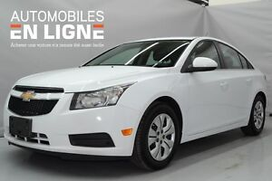 2013 Chevrolet CRUZE LT TURBO A/C+TOIT OUVRANT+BLUETOOTH