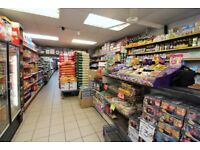 Running Grocery Store on main High Street North near East Ham Station
