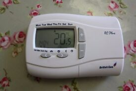 British Gas RC Plus RF Wireless boiler controller thermostat.