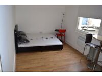 SB Lets are delighted to offer a large 1st floor flat studio separate from the main building .