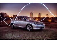 Honda Civic 2.0 i VTEC Type S 5dr (03) - Offers?? - MOT